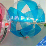 Blue Water Walking Balls with Tizip and TPU1.0 Material D=2m for 1 Person