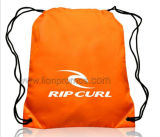 Popular Personalized Cheap Events Gift Polyester Drawstring Bag