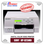 Sony Digital Video Printer, USB Connector for Doppler Ultrasound Machine, up-D25MD, A6 Thermal Graphic Printer