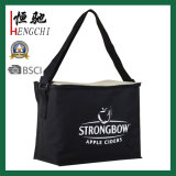 Non-Woven Shoulder Strap Cool Picnic Camping Tote Bag Ice Lunch Cooler Bag