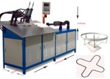 Automatic Flower Cage Metal Wire Bending 2D CNC Steel Wire Forming Machine