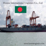 Sea/Freight Logistics Agent From Shanghai/Shenzhen to Bangladesh