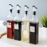 Oil Bottles/ Spice Bottle /Soy Sauce and Vinegar Cruet Kitchen Leakproof Oiler