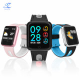 Colorful Touch Screen Smart Bracelet P68 with Heart Rate Monitor IP68 Waterproof Pedometer Smart Watch