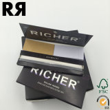 Christmas OEM Brand Rolling Paper with Filter Tips Closure by Magnet Without Watermark