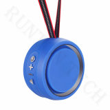 Hy-50 Cheap Small Round Mini Portable Wireless FM Radio Bluetooth Speaker