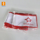 Cheap Custom Polyester Small Country Hand Flag