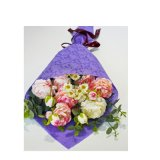 80GSM Cheap Customize Size Nonwoven Fabric for Packing Flower