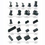 Wholesale Customize Black PU Leather Jewelry Accessories Display Shelf
