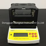 AU-300K Digital Electronic Portable Gold Assay Test Equipment, Archimedes Gold Tester, Gold Purity Weighing Scale