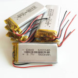 3.7V 560mAh 602248 Lithium Polymer Lipo Rechargeable Battery Li Ion Cells for MP3 Camera Mobile Phone GPS PSP