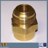CNC Turning Brass Parts Customized Turned Parts (MQ1035)