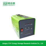 11.1V 7ah /12ah Lithium Portable Solar Home System Energy Storage System