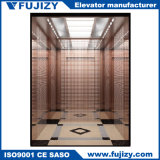 Machine Room Passenger Elevators for Business Center