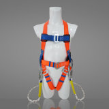 Full Body Belt Polyester Fall Protection Safety Harness Product
