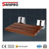 Sanitary Ware Bathroom Wooden Shower Seat