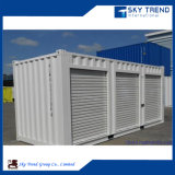 Modified Sea Container Gas and Petrol Station