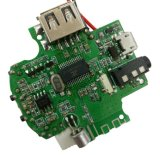 Electronic Circuit Board and PCB Assembly
