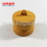 Nylon Cam Groove Dust Plug Camlock Coupling in Typedp