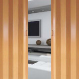 Nice Design PVC Sliding Folding Door