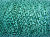 Linen Cotton Blenched Fiber Dyed Yarn - Melange Style