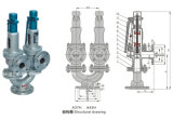 Twin Spring Type Safety Valve (A37H A43H) , Pressure Safety Valve
