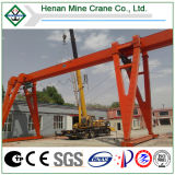 Electric Rail Traveling Gantry Crane Single Girder 5ton (MH)