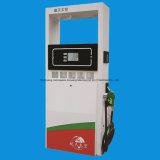 Petrol Pump Oil Station Single Model Can Be Set TV or Displays on Top