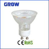 5W GU10 Plastic with CE Approved LED COB Spotlight (GR707)