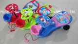 New Model Plastic Baby Swing Car Baby Toy Car