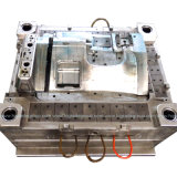Injection Mould/Plastic Molding/Car Left The Bottom Panel Injection Mould
