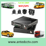 4/8 Channel 1080P H. 264 Mdvr HDD/SSD Mobile DVR for Buses Car Truck Fleet Monitoring