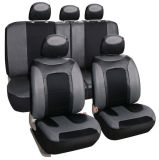 Hot Sale Universal Full Set PU&Leather Auto Car Seat Cover