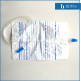 Sterile Disposable Drainage Bag with Push-Pull Valve