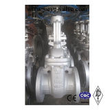 Gate Valve A216 Wcb with Handwheel Operated