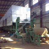 Paper Mill Equipments Kraft Paper Production 1092mm Paper Making Machine