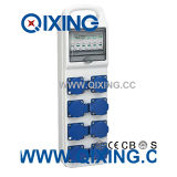 New Design Ce Combination Socket Box