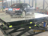 CE Approval lift with turntable for car parking