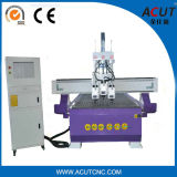China Agent Price Three Spindle CNC Router with 3.5kw Air Cooling