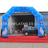Cheap Angle Typed Inflatable Advertising Arch for Promotion