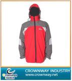 2014 New Design Mens Zip Through Ski Wear