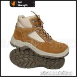 Sport Style Safety Shoe with Suede Leather (SN1730)