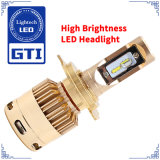 High Lumen 9600lm Golden Design 9005 Auto Headlight with HID Xenon Bulb 9006 Competitive Price and LED Headlight
