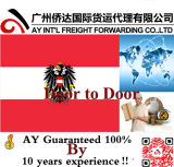 Door to Door Shipping to Austria