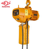 Hugo Hsy Electric Hoist 5 Ton with G80 Chain