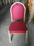 Foshan Wholesale Red Aluminium Hotel Banquet Chair (CY-8030)