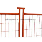 Power Coated Welded Wire Mesh Temporary Fence Panel