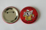 Cartoon Tin Badge Custom Organizational Badge (HY-MKT-0021)