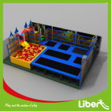 Children Amusement Park Trampoline Equipment, Cheap Playgrounds Trampoline for Kids