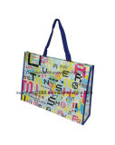 Custom Big Size Green Reusable PP Non Woven Tote Bag